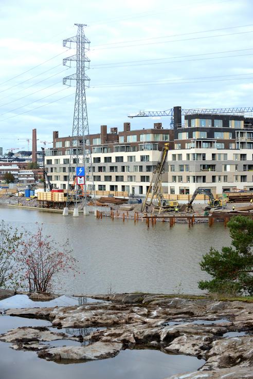 vuokra asunnot kalasatama Loviisa